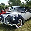 ROSENGART Super Traction LR 539 cabriolet 1939 Madine (1)