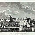 Nantes ancien - Exécution de Charette