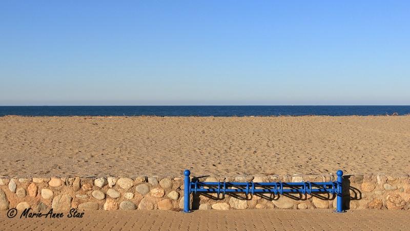 deserted beach blog