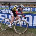 14 Sanne CANT ( Belgique ) 8ème