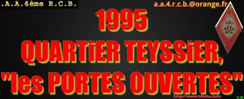 1995 QUARTiER TEYSSiER les PORTES OUVERTES