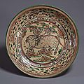 Plate, Vietnam, L dynasty (16th century)