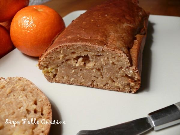 Cake pain sant parfum la cl mentine et au miel - Cuisine sans matiere grasse ...
