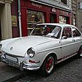 VOLKSWAGEN VW 1600TL type 3 fastback 1968 Molsheim (1)