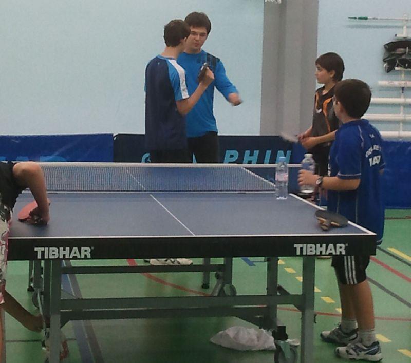 Les resultats des 26 et 27 octobre sabl sur sarthe - Julien lacroix tennis de table ...