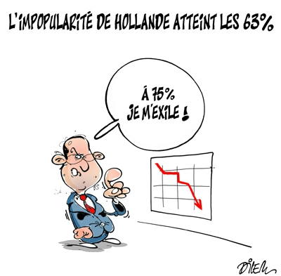 hollande humour ps taxe113