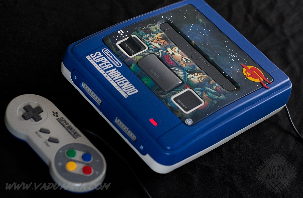 StarFox 2 Custom Super Nintendo PAL - LGX Retro Night Event