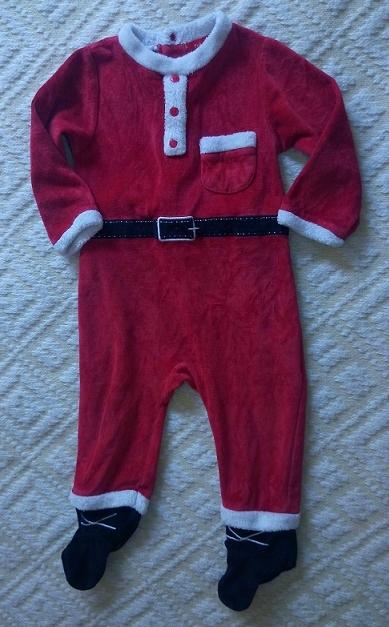 pyjama Père Noël