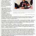 Journal Metro/ Décembre 2010