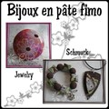 8.Bijoux en pte Fimo