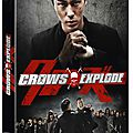 concours crows explodes, 3 dvd à gagner!!