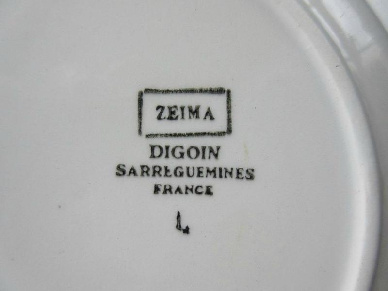 ZEIMA assiette creuse dessous