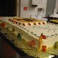Le gâteau est fini!