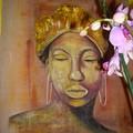 peintures sur toile de lin