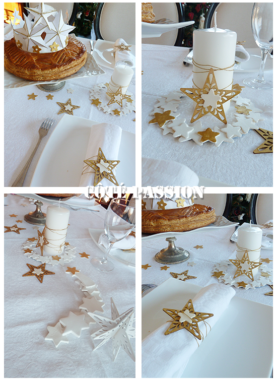 Epiphanie j 2 cot passion for Decoration galette des rois