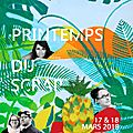 Lancement printemps du scrap 2018
