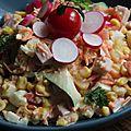 Ma salade fourre-tout