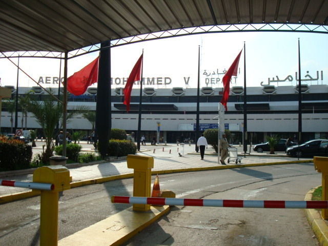 Aéroport Mohammed V Casablanca Terminale Depart A