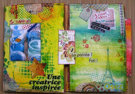 Azoline Art book 6