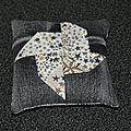 Pique-aiguille origami