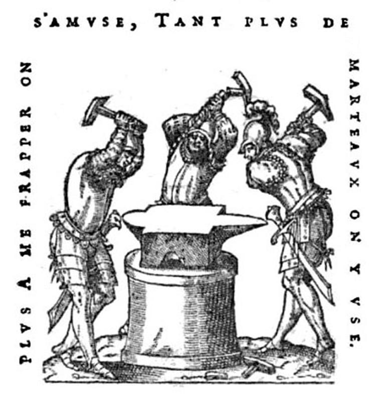 L'enclume et le marteau