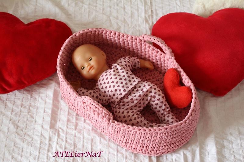 Couffin poupée crochet3_1