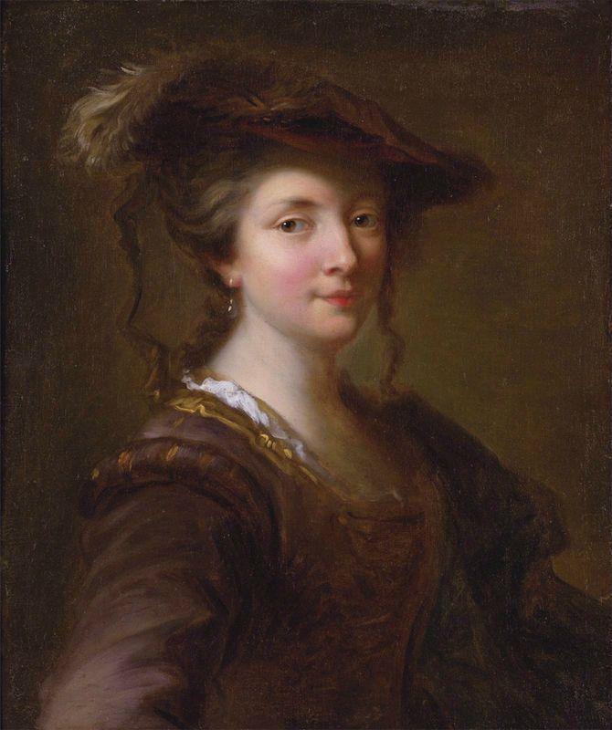 Louise-Julie de Nesle, première maîtresse de Louis XV