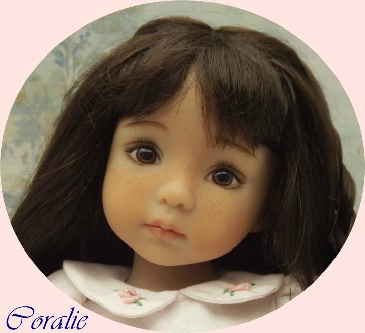 quelques nouvelles poupées.............. en avant première