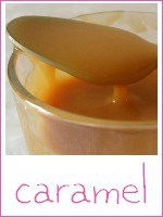 caramel - index