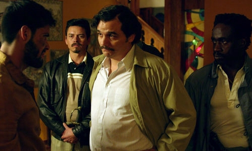 Narcos streaming - Wagner Moura in Narcos