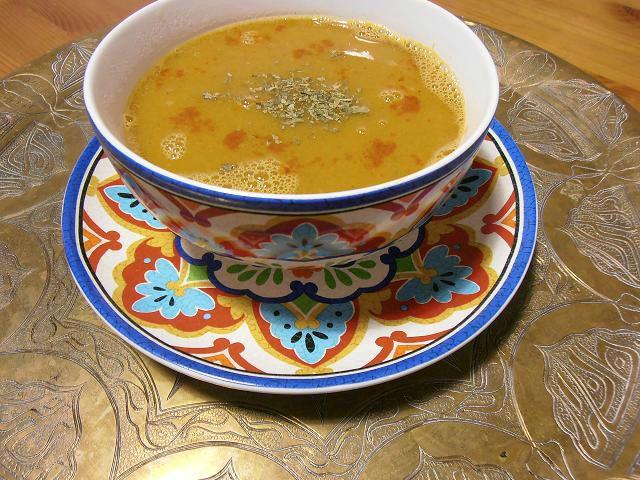 bissara soupe aux pois bissara recette tradeionelle bissara bissara ...