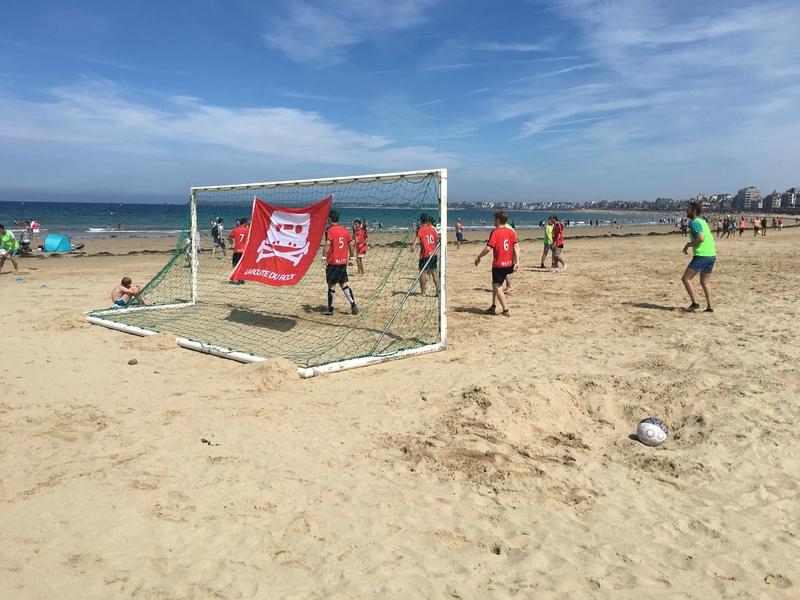 festival La Route du Rock 2016 Saint-Malo sport not dead tournoi football