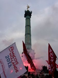 hollande bastille