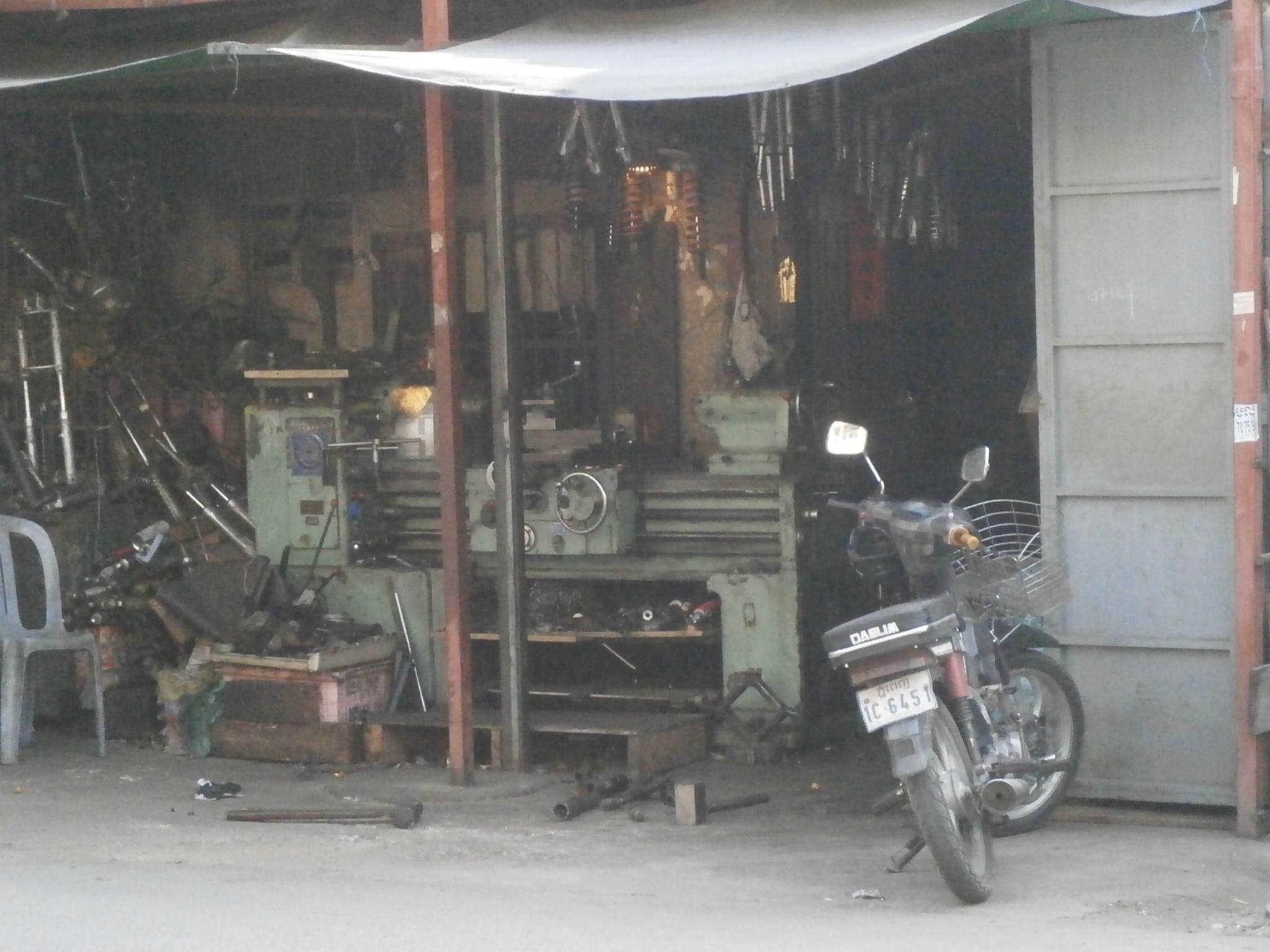 Réparateur de suspensions