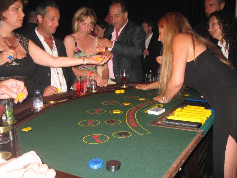 Casino au baoli Festival Cannes