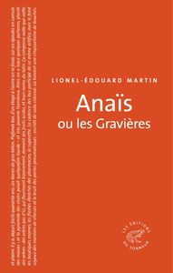 Couverture Anais - 1re GRANDE