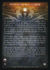 Mirvillis d'Allmoon -invocation_de_la_lumiere (sort)