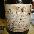domaine Darviot-Perrin 1999 meursault 1er cru 