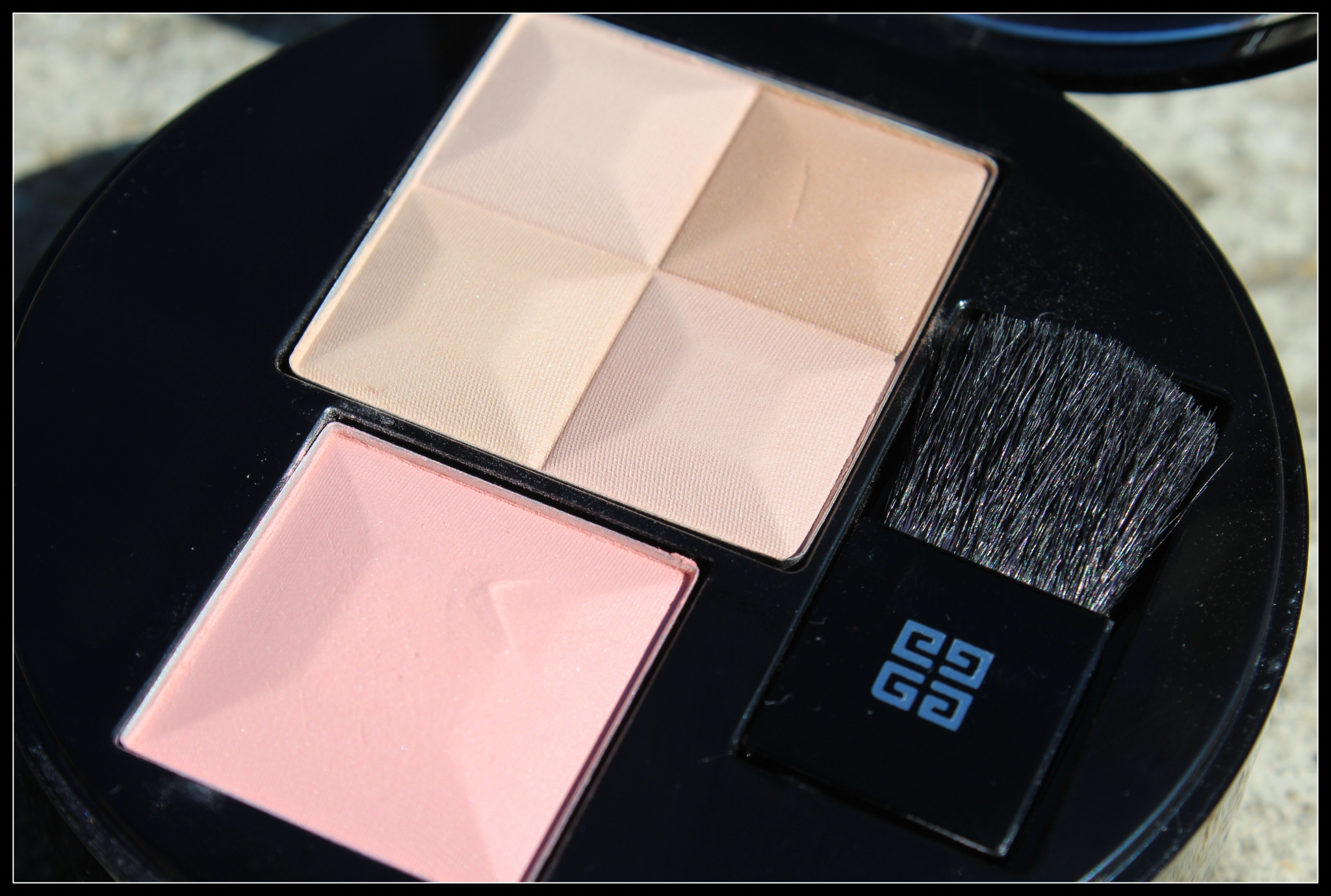 La palette glamour on the go de givenchy jujuteam blog for Givenchy teint miroir