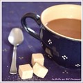 Chocolat chaud vgtal  la pure d'amandes, sans bl, sans lait