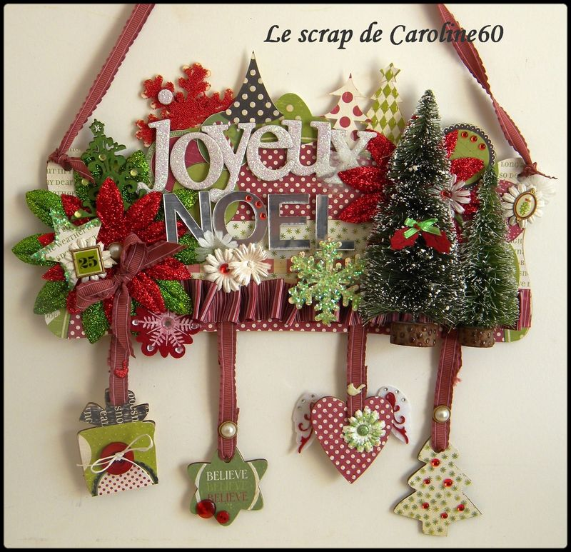 Decoration De Noel Atelier