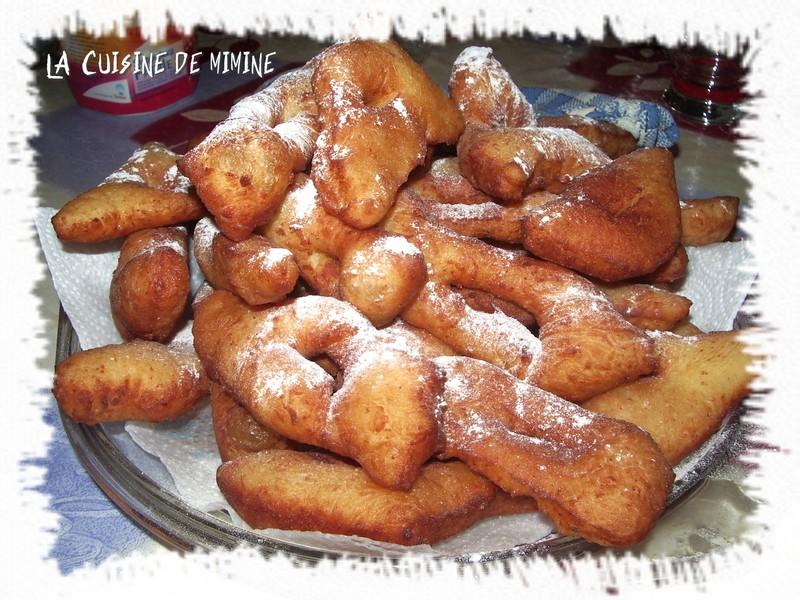 Bugnes dodues et moelleuses recette grand p re la cuisine de mimine - Recette beignet levure de boulanger ...