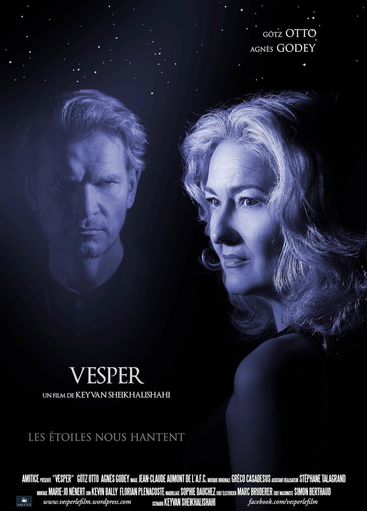 VESPER, premier court-métrage de Keyvan Sheikhalishahi et déjà du talent.