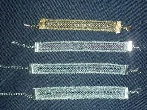 les quatres bracelets