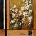 Acrylique sur toile (45x55) acrylique sur toile