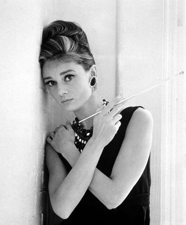 Audrey en tant que Holly Golightly