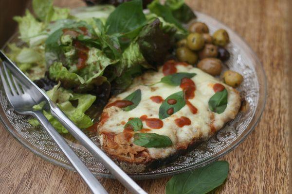 tartine tomate pesto thon et mozzarella blog chez requia cuisine et confidences