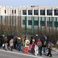 Manifestation GSM devant 127bis le 30/01/11