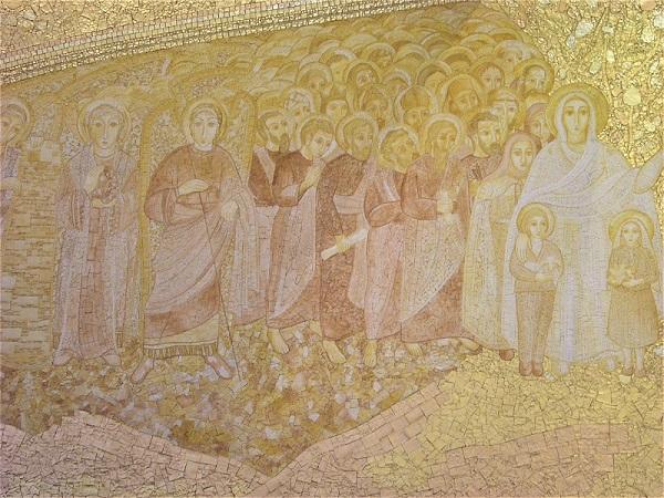 Portugal -nouveau sanctuaire Fatima