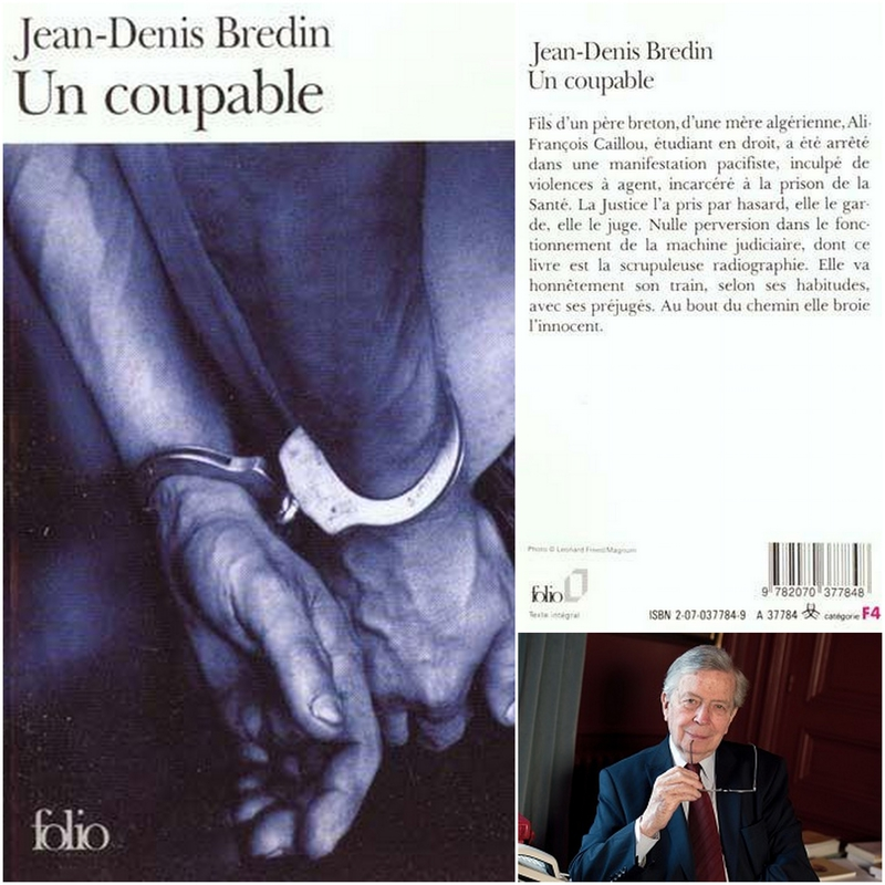 Jean-Denis Bredin - 1985 - Un coupable
